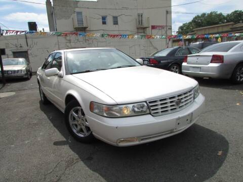 2003 Cadillac Seville for sale at K & S Motors Corp in Linden NJ