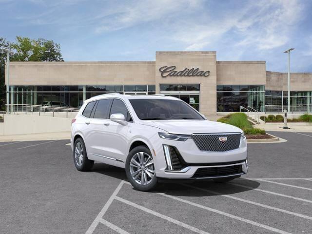 2022 Cadillac XT6 for sale at Capital Cadillac of Atlanta New Cars in Smyrna GA