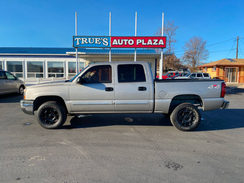 2005 Chevrolet Silverado 1500 for sale at True's Auto Plaza in Union Gap WA