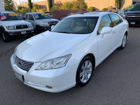 2007 Lexus ES 350 for sale at C. H. Auto Sales in Citrus Heights CA