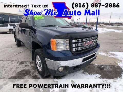 2014 GMC Sierra 2500HD for sale at Show Me Auto Mall in Harrisonville MO