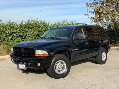 1998 Dodge Durango for sale at Auto Hub, Inc. in Anaheim CA