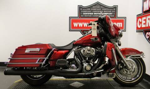 2008 Harley-Davidson ULTRA for sale at Certified Motor Company in Las Vegas NV