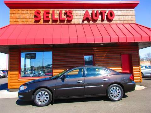 2008 Buick LaCrosse for sale at Sells Auto INC in Saint Cloud MN