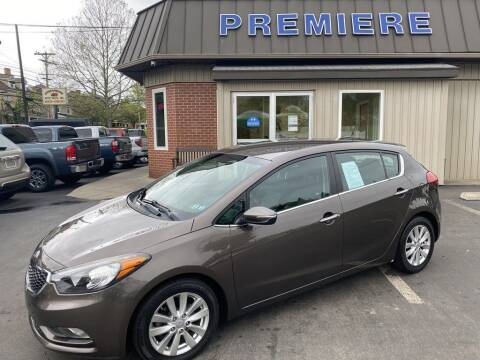 2014 Kia Forte5 for sale at Premiere Auto Sales in Washington PA