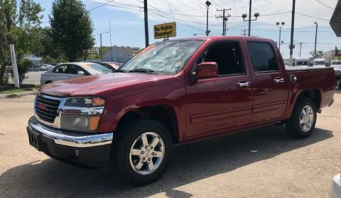 2011 GMC Canyon for sale at Steve's Auto Sales in Norfolk VA