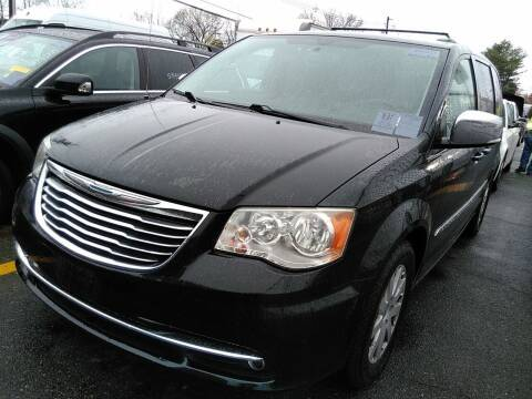 2012 Chrysler Town and Country for sale at GLOBAL MOTOR GROUP in Newark NJ