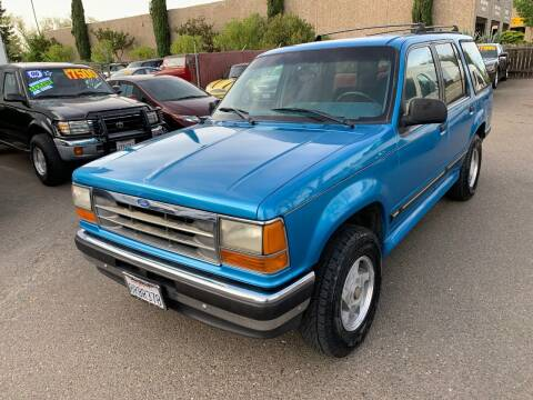 1994 Ford Explorer for sale at C. H. Auto Sales in Citrus Heights CA