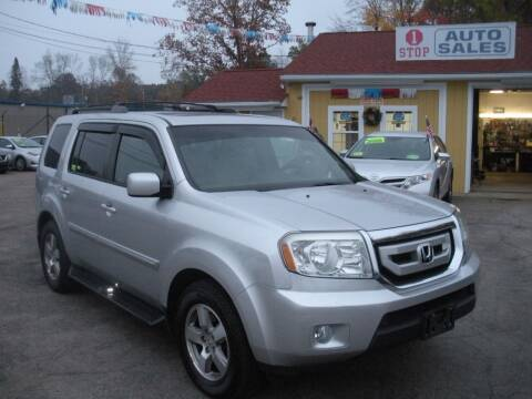 2011 Honda Pilot for sale at One Stop Auto Sales in North Attleboro MA