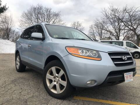 2008 Hyundai Santa Fe for sale at Welcome Motors LLC in Haverhill MA