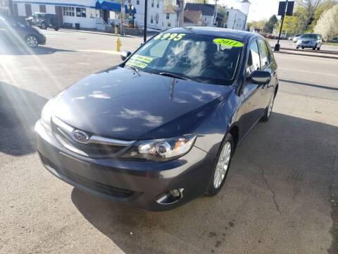 2011 Subaru Impreza for sale at TC Auto Repair and Sales Inc in Abington MA