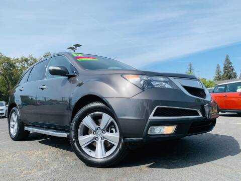 2012 Acura MDX for sale at Alpha AutoSports in Sacramento CA