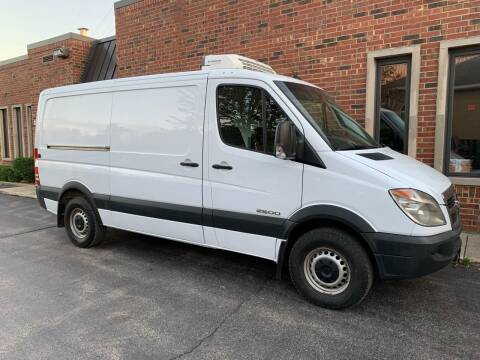 2008 Dodge Sprinter Cargo for sale at Riverview Auto Brokers in Des Plaines IL