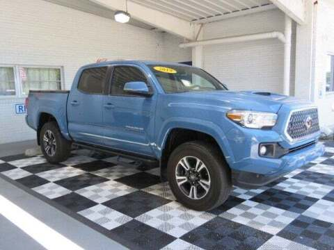 2019 Toyota Tacoma for sale at McLaughlin Ford in Sumter SC