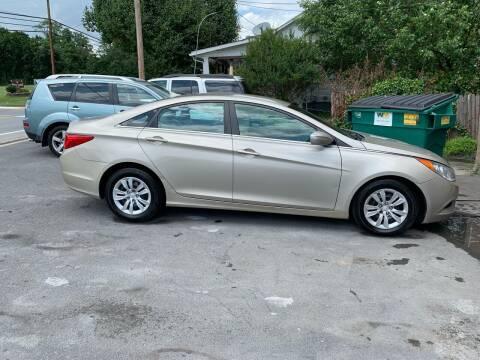 2011 Hyundai Sonata for sale at GET N GO USED AUTO & REPAIR LLC in Martinsburg WV