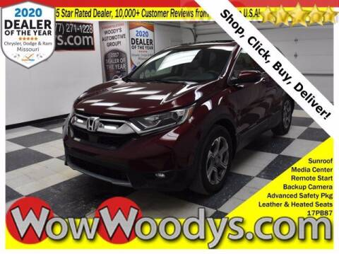 2017 Honda CR-V for sale at WOODY'S AUTOMOTIVE GROUP in Chillicothe MO