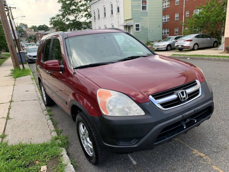2003 Honda CR-V for sale at Big T's Auto Sales in Belleville NJ