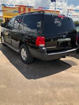 2004 Ford Expedition for sale at Jerry Allen Motor Co in Beaumont TX