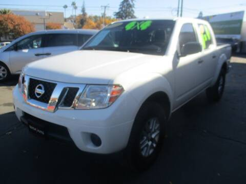 2015 Nissan Frontier for sale at Quick Auto Sales in Modesto CA