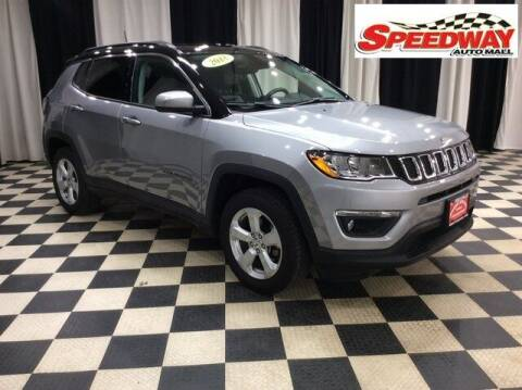 2018 Jeep Compass for sale at SPEEDWAY AUTO MALL INC in Machesney Park IL