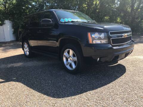 2007 Chevrolet Tahoe for sale at DRIVE ZONE AUTOS in Montgomery AL