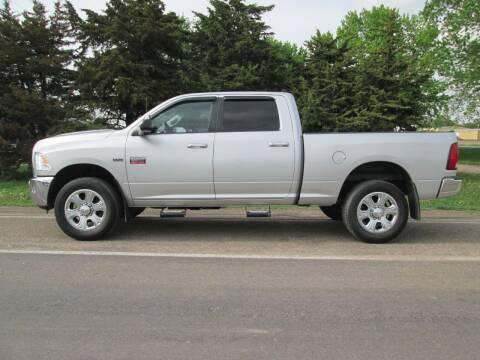 2012 RAM Ram Pickup 2500 for sale at Joe's Motor Company in Hazard NE