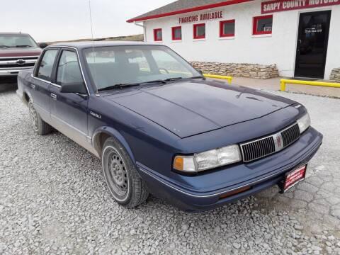 1994 Oldsmobile Cutlass Ciera for sale at Sarpy County Motors in Springfield NE
