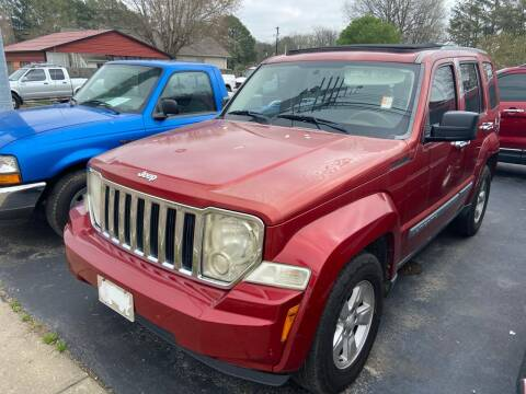 2010 Jeep Liberty for sale at Sartins Auto Sales in Dyersburg TN