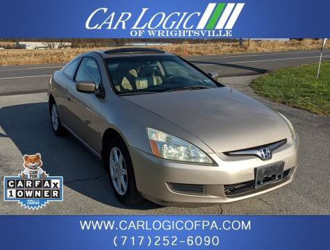 2004 Honda Accord for sale at Car Logic in Wrightsville PA