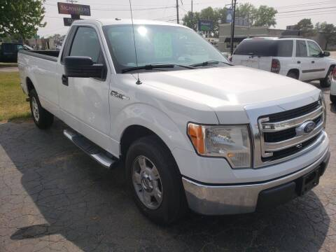2013 Ford F-150 for sale at Van Kalker Motors in Grand Rapids MI