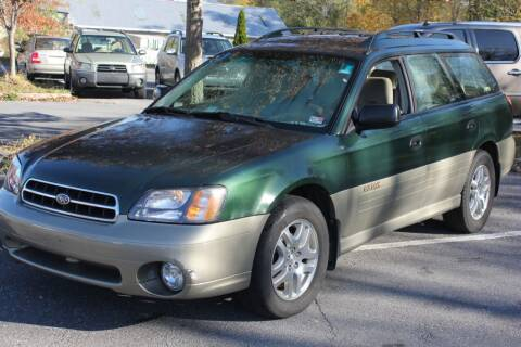 2000 Subaru Outback for sale at Auto Bahn Motors in Winchester VA