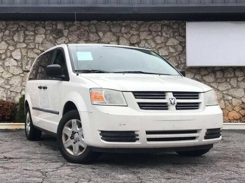 2008 Dodge Grand Caravan for sale at ATLAS AUTOS in Marietta GA