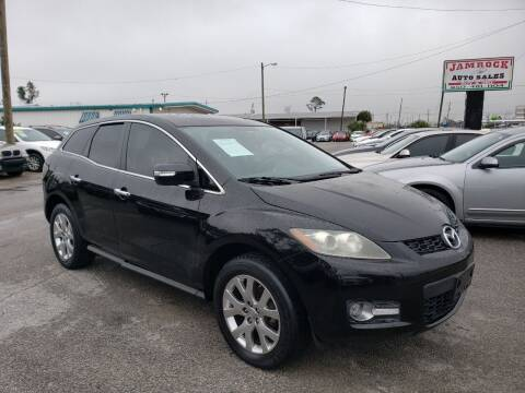2009 Mazda CX-7 for sale at Jamrock Auto Sales of Panama City in Panama City FL
