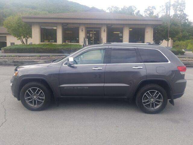 2018 Jeep Grand Cherokee for sale at K & L AUTO SALES, INC in Mill Hall PA
