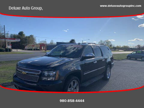 2013 Chevrolet Suburban for sale at Deluxe Auto Group Inc in Conover NC