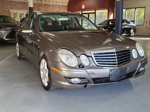 2008 Mercedes-Benz E-Class for sale at AW Auto & Truck Wholesalers  Inc. in Hasbrouck Heights NJ