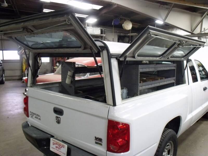 2007 Contractors cap for a Dodge Dakota for sale at Dendinger Bros Auto Sales & Service in Bellevue OH