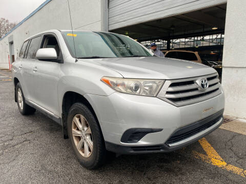 2011 Toyota Highlander for sale at JerseyMotorsInc.com in Teterboro NJ