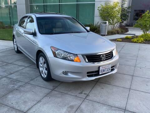 2008 Honda Accord for sale at Top Motors in San Jose CA