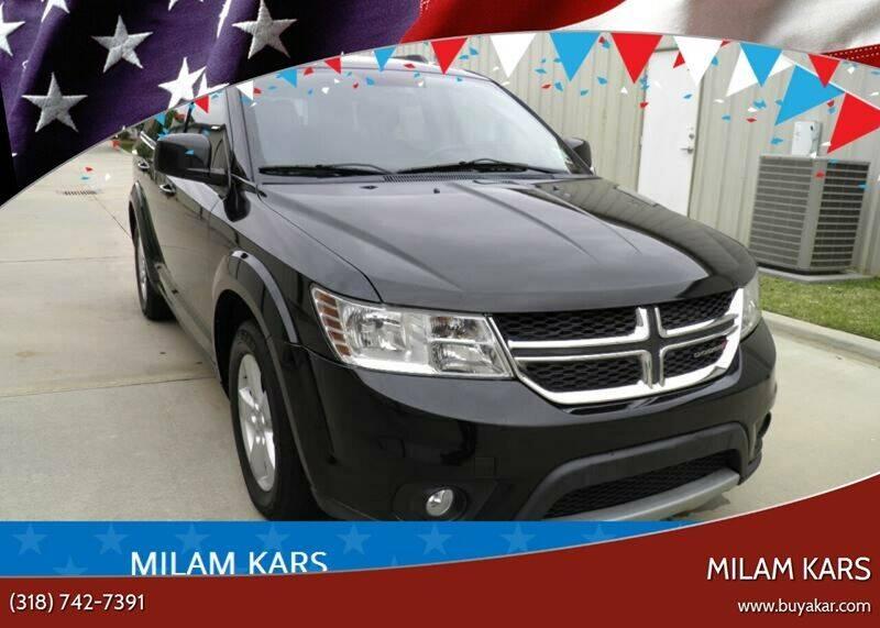 2012 Dodge Journey for sale at MILAM KARS in Bossier City LA