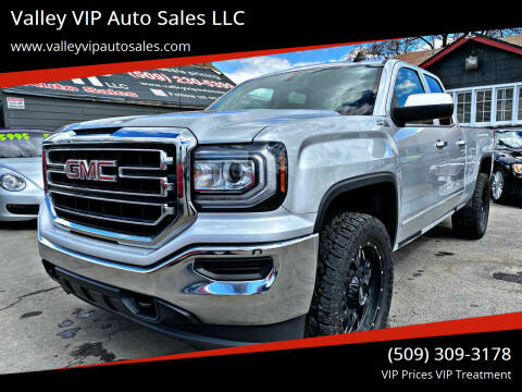 2017 GMC Sierra 1500 for sale at Valley VIP Auto Sales LLC in Spokane Valley WA
