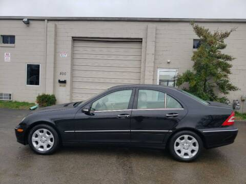 2006 Mercedes-Benz C-Class for sale at Rayyan Auto Mall in Lexington KY