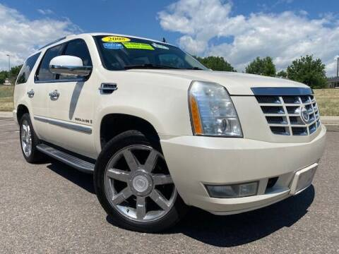 2008 Cadillac Escalade for sale at UNITED Automotive in Denver CO