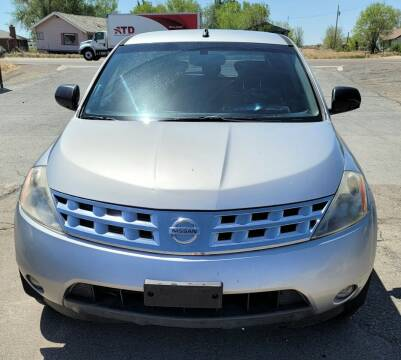 2005 Nissan Murano for sale at G.K.A.C. Car Lot in Twin Falls ID