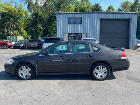 2009 Chevrolet Impala for sale at Access Auto Brokers of Maryland in Hagerstown MD