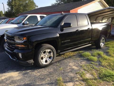 2016 Chevrolet Silverado 1500 for sale at M&M Auto Sales 2 in Hartsville SC