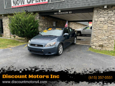 2005 Scion tC for sale at Discount Motors Inc in Old Hickory TN