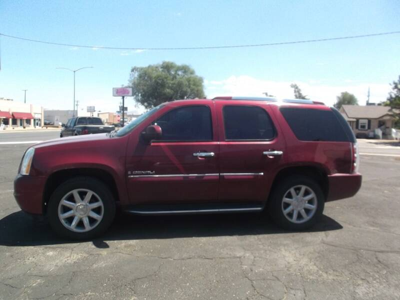2007 GMC Yukon for sale at Dan's Auto Sales in Grand Junction CO