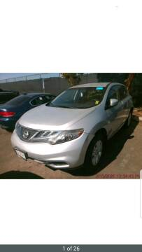 2013 Nissan Murano for sale at Trini-D Auto Sales Center in San Diego CA
