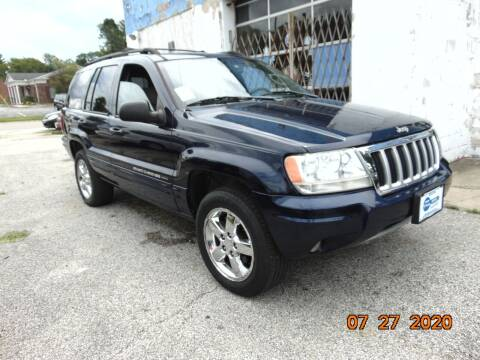 2004 Jeep Grand Cherokee for sale at New Start Motors LLC in Montezuma IN